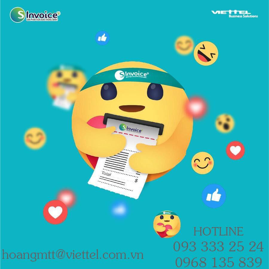 Hỗ trợ hóa đơn điện tử